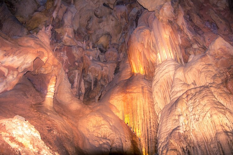 Jenolan Caves in the Blue Mountains