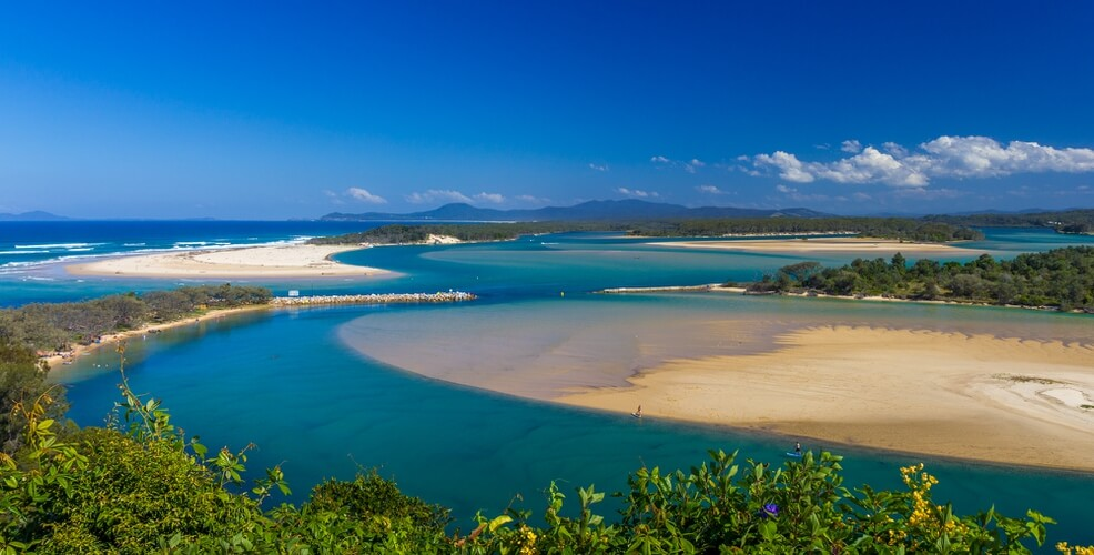 Nambucca Heads lookout