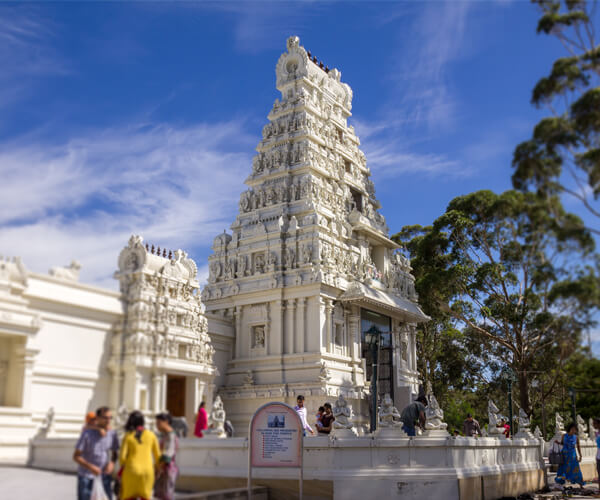 Sri Venkateswara Temple is an Australian Hindu temple located at Helensburgh, New South Wales