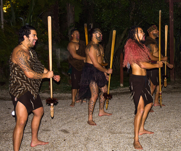 Tamaki Maori Village in Rotorua and is a great cultural attraction and the way to get to know Maori culture